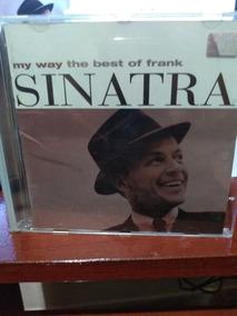 Cd Frank Sinatra My Way The Best Of Frank