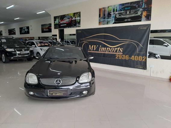Mercedes Slk Conversível !!!