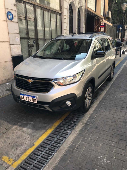 Chevrolet Spin Ltz Active 7 Asientos 2020