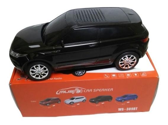 Caixa De Som Land Rover Evoque Miniatura Portátil-bluetooth