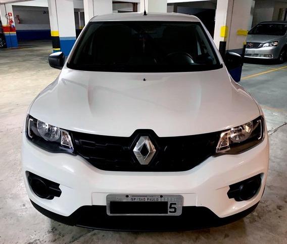 Renault Kwid 1.0 Flex 12v 5p Mec