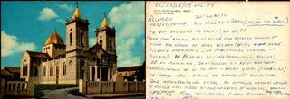 Pvh-37299- Postal Porto Velho, Rondonia- Catedral