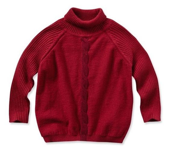 Suéteres Bebé Niño Algodón Orgánico Premium 1 A 4 Años