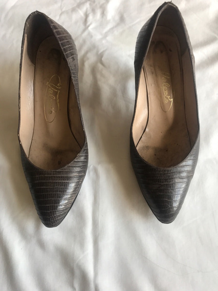 Zapatos De Lagarto N 36