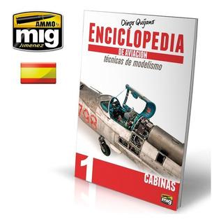 Enciclopedia De Modelismo De Aviación Vol.1 Cabinas