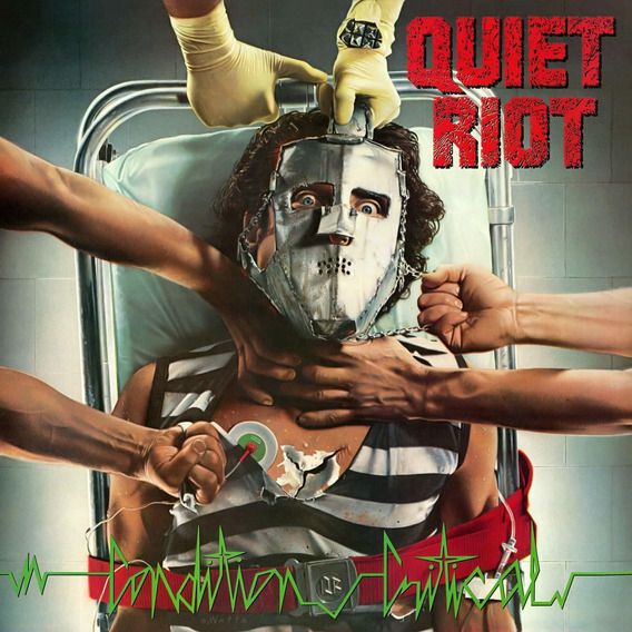 Quiet Riot Condition Critical Cd Nuevo Sellado Importado