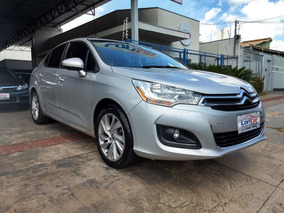 Citroen C4 Lounge Tendance 2.0 Flex 4p Mec 2014