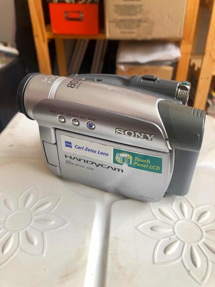 Filmadora Sony Handycam Dcr-hc28 Minidv