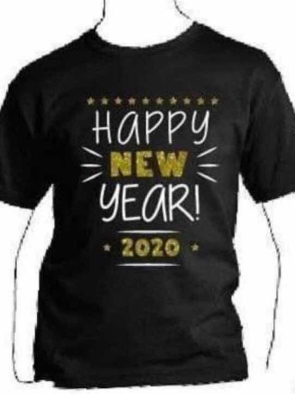 Camisetas Año Nuevo Familiares Económicas