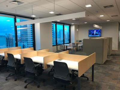 Areas De Coworking Na- Amadeus Business Tower, Belo Horizont