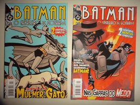 Batman O Cavaleiro De Gotham 1 E 2 Completa Opera Graphica