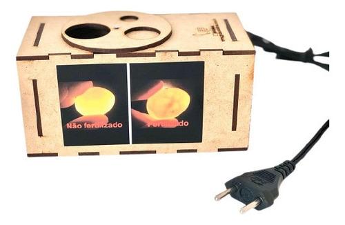 Ovoscopio Para Chocadeira Automática Elétrica Gp Chocadeiras