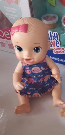 Baby Alive Hora Do Xixi