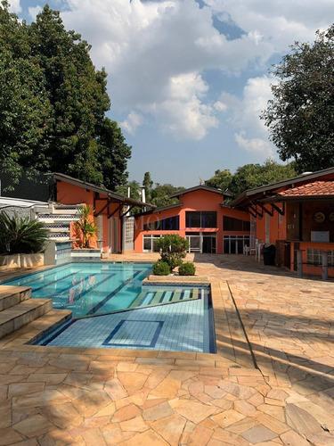 Excelente Casa/chácara Em Jaguaríuna, 6 Quartos... - 958