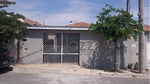 Casa Com 2 Dormitórios À Venda, 47 M² Por R$ 233.200 - Loteamento Residencial Porto Seguro - Campinas/sp - Ca6447