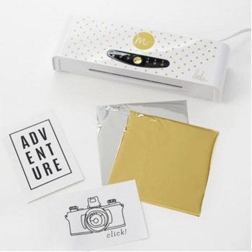 Imagem 1 de 2 de Heidi Swapp - Mini Minc Máquina Para Aplicar Foil - 220v - F