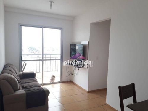 Imagem 1 de 30 de Apartamento Com 2 Dormitórios À Venda, 55 M² Por R$ 275.000,00 - Jardim Augusta - São José Dos Campos/sp - Ap13720