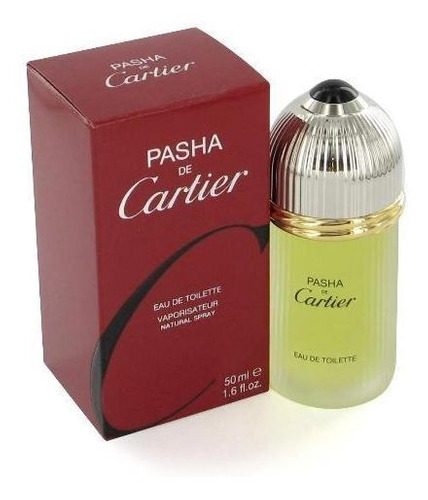 Perfume Cartier  Pasha Hombre 100 Ml Original Envio Gratis