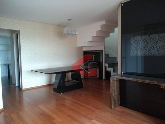 Cobertura Com 3 Dormitórios À Venda, 235 M² Por R$ 1.400.000,00 - Parque São Diogo - São Bernardo Do Campo/sp - Co0193