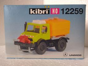 Ho 1/87 Kit Para Montar Kibri: Caminhão-pipa (revell)