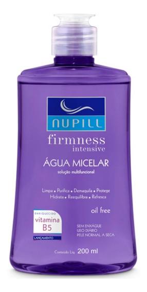 Água Micelar Facial Nupill Firmness 200ml