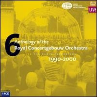Royal Concertgebouw Orchestra Anthology 6 1990 2000 14 Cds