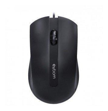 Mouse Usb Exbom Ms-50 Com Fio