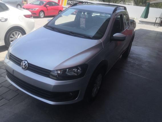 Volkswagen Saveiro 1.6 Doble Cabina Trendline Mt 2016