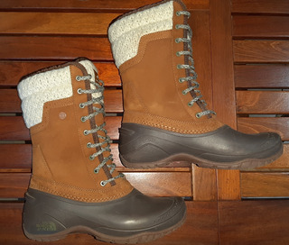 Botas Northface Impecables Talle 37
