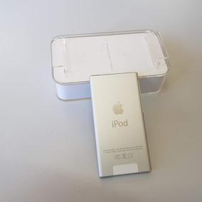 iPod Nano 7ª Geração 16gb - Prata Original Apple