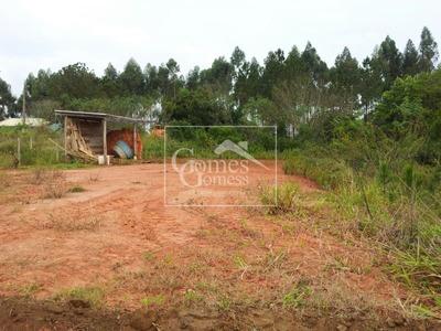 Belo Lote, Alto E Plano No Green Village Em Piçarras - Sc - Te064