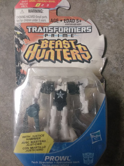 Transformers Prime Beast Hunter Prowl