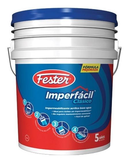 Fester Imperfacil Clas 5 Años Rojo 19l 1628466 Henkel
