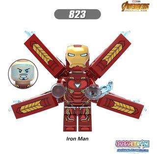Minifiguras Tipo Lego Avengers Infinity War (150 Modelos)