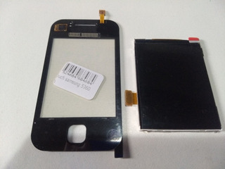 Tactil Y Display Samsung Young S5360 Color Negro