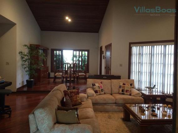 Casa Residencial À Venda, Jardim Aquarius, São José Dos Campos - Ca0901. - Ca0901