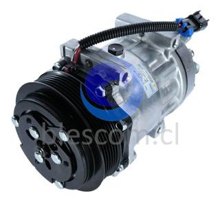 Compresor A/c Modelo 4815 Camión Internationa Serie 7600
