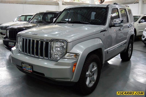 Jeep Cherokee Limted-automatico