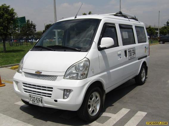 Chevrolet N300 Pasajeros
