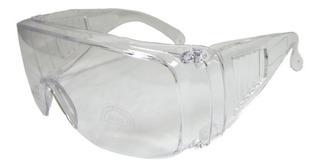 Gafa Industrial Tipo Norton Transparente