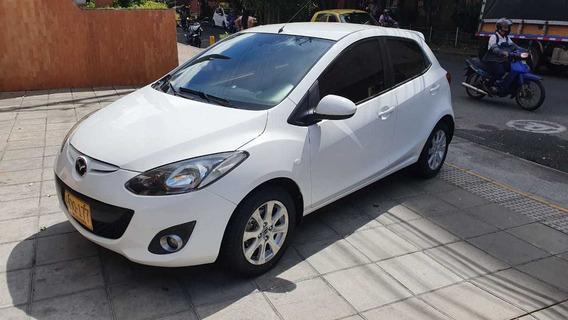 Mazda 2 1.5 2014 Blanco