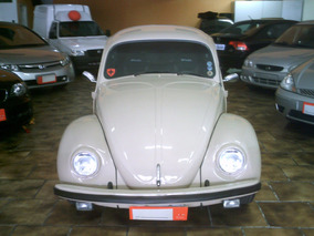 Fusca 1972 Bege