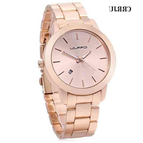 Relógio Crrju 2210 Rose Oferta Feminino