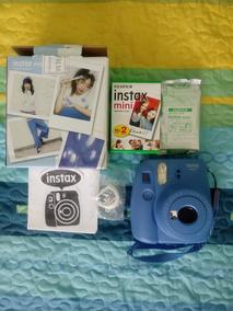 Câmera Fujifilm Instax Mini 9 + 30 Fotos