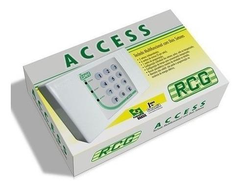 Teclado Multifuncional C/ 2 Setores - Access - Rcg