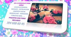 Spa Niñas A Domicilio Medellin