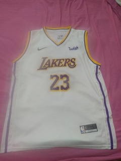 Musculosa De Básquet Lakers James Lebron Talle Xl