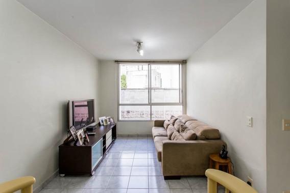 Ótimo Apartamento Em Higienópolis Próximo A Av Pacaembu E Ao Hospital Samaritano. - Sf28909