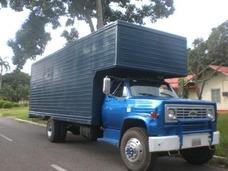 Mudanzas Y Transporte Camión Cava 750