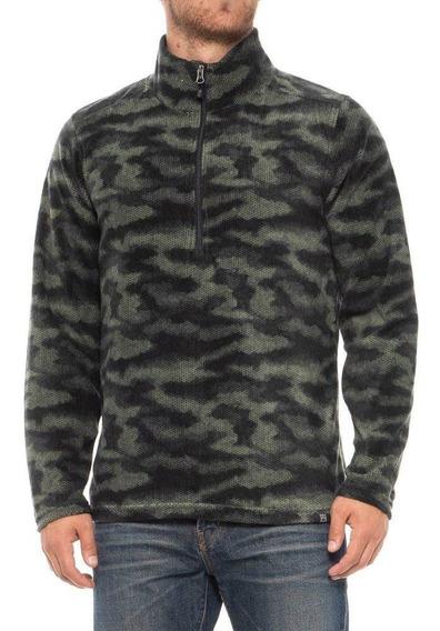 Sueter Ligero Tipo Fleece Avalanche Fairmont Pullover
